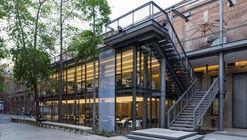 UC Casa Central's Student Cafeteria / OMN Arquitectos