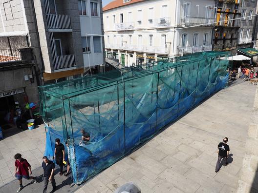 Muralla de Mar / CUAC arquitectura + Carlos Soria. Image © Roberto Treviño