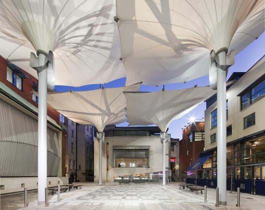 Meeting House Square Rainscreen / Sean Harrington Architects