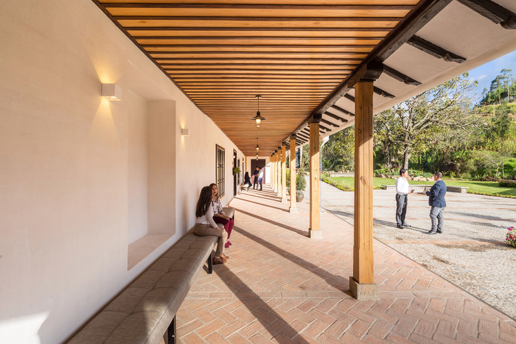 Campus La Trabana, Universidad del Azuay / Consultora de Arquitectura y Urbanismo, © BICUBIK – Felipe Cobos