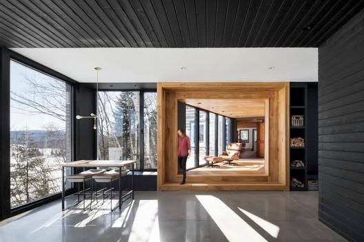 Chalet La Petite Soeur / ACDF Architecture