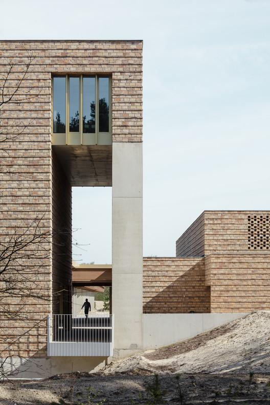 Statie Stuifduin Crematorium / a2o-architecten
