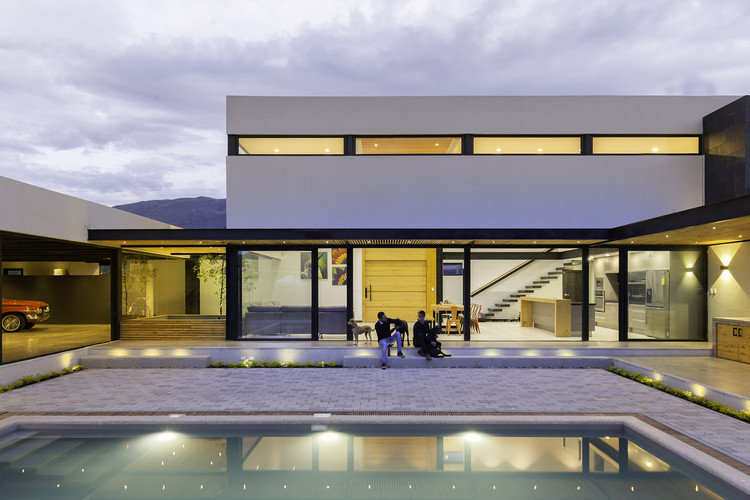 La Casa del Coleccionista / CU+AR ESTUDIO, © JAG Studio