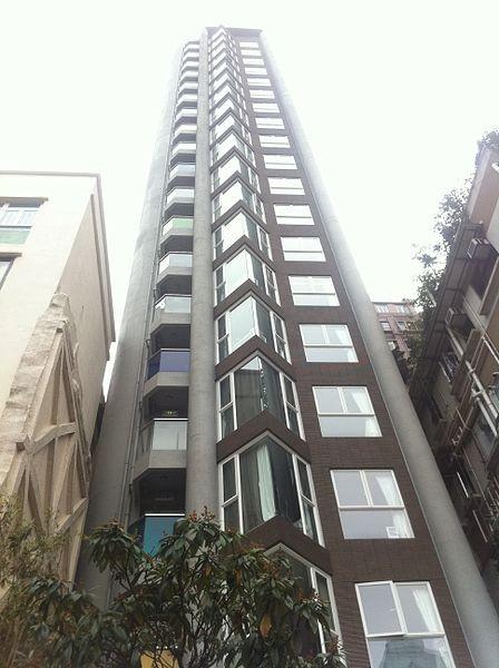 © <a href='https://upload.wikimedia.org/wikipedia/commons/7/76/HK_Central_%E8%B4%8A%E5%96%84%E9%87%8C_Chancery_Lane_serviced_apartments_The_Mood_%40_SOHO_facade_Jan-2012.jpg'>Creative Commons user Shek Mok YU </a> licensed under <a href='https://creativecommons.org/licenses/by-sa/3.0/'>CC BY-SA 3.0</a>