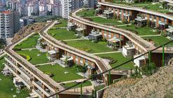 Asma Bahçeler Residences / M artı D Mimarlık
