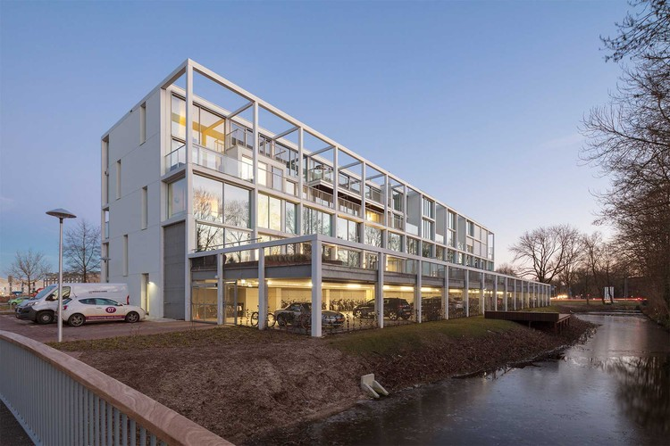 Superlofts Blok Y / Marc Koehler Architects, © Stijn Poelstra