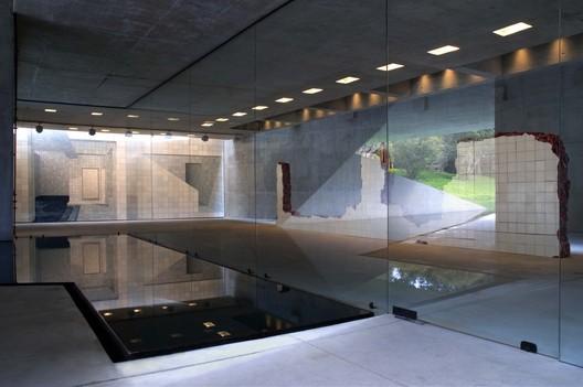 Galeria Adriana Varejão / Tacoa Arquitetos. Imagen © Eduardo Eckenfels