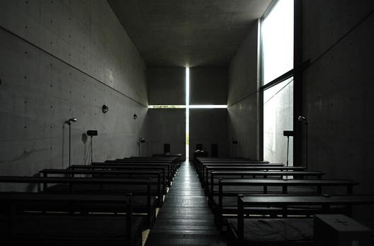 Iglesia de la Luz / Tadao Ando. Imagen © Naoya Fujii