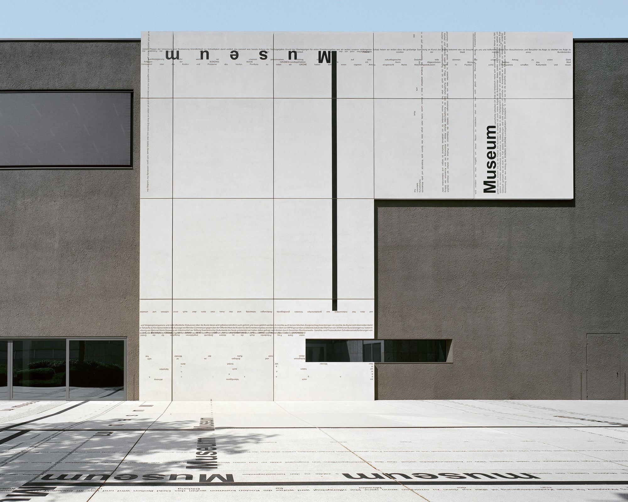 Extension Moderne Galerie Saarlandmuseum Kuehn Malvezzi Archdaily