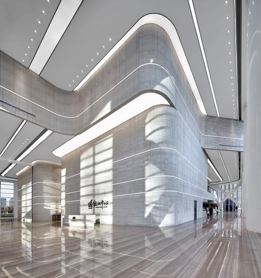 Foyer. Image © Jianghe Zeng