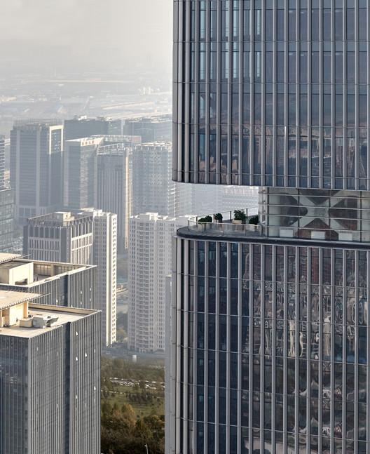 Sky Lobby. Image © Jianghe Zeng