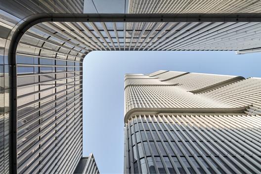 View of facade. Image © Jianghe Zeng