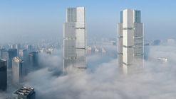 Zhengzhou Twin Towers / gmp Architects