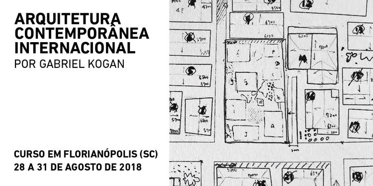 Abertas as inscrições para o curso em Florianópolis - Arquitetura Contemporânea Internacional, Desenho de  Ryue Nishizawa para a Moriyama House