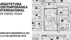 Abertas as inscrições para o curso em Florianópolis - Arquitetura Contemporânea Internacional