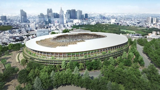 © Japan Sports Council / via Curbed