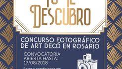 Concurso de fotografía 'Yo te descubro': destacar y revalorizar el Art Decó en Rosario