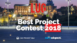 Call for Entries: LUG Best Project Contest
