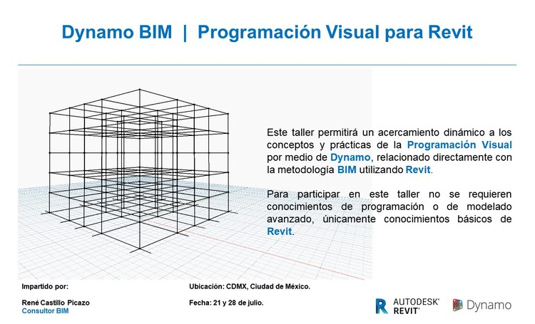 Dynamo BIM - Programación Visual para Revit