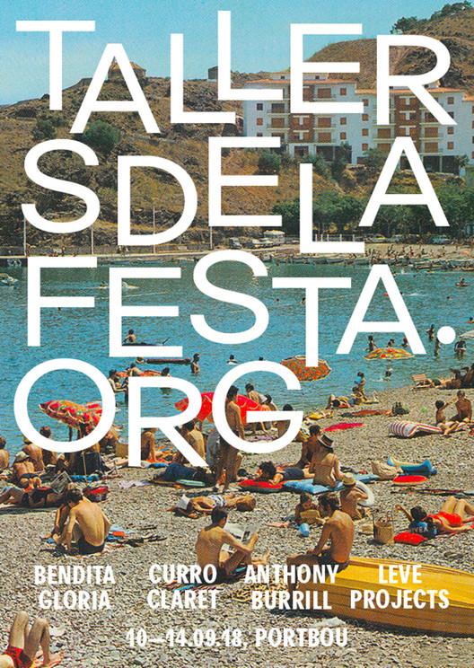 Festa del Grafisme, Promotional image / Tallers de la Festa