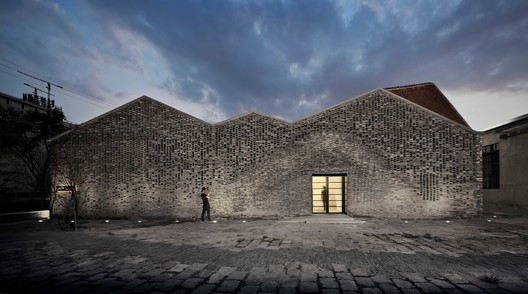 Chi-She, Shanghai / Archi-Union Architects. Image © Shengliang Su