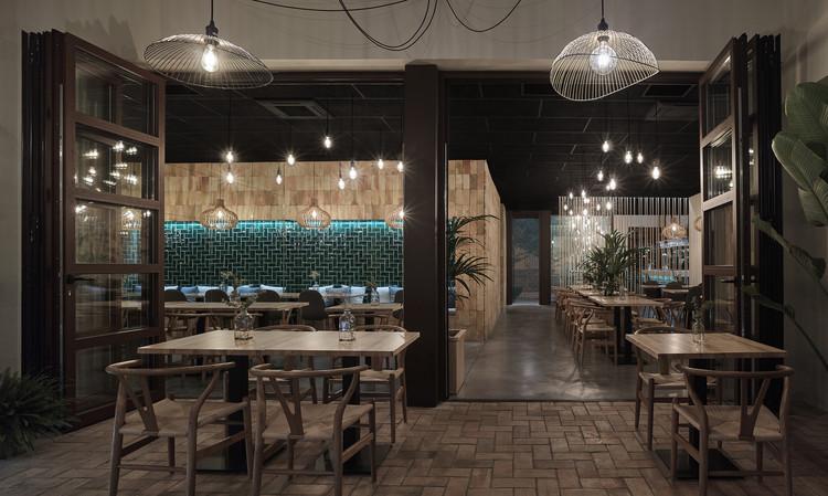 Restaurante Carmelo / Nodopía, Arquitectura y Diseño, © Eugeni Pons