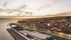 Terminal de Cruceros de Lisboa / Carrilho da Graça Arquitectos