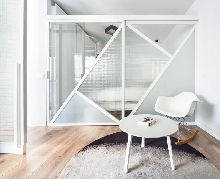 Apartamento Sardenya / Raúl Sánchez, © José Hevia