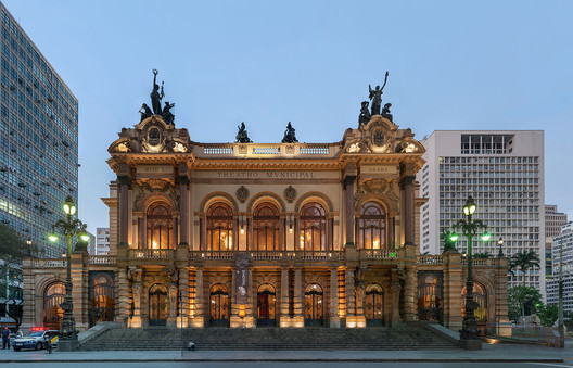 "© <a href=""//commons.wikimedia.org/wiki/User:The_Photographer"">The Photographer</a>, used under <a href=""http://creativecommons.org/publicdomain/zero/1.0/deed.en"">CC0</a>. Image Teatro Municipal in São Paulo, the city with the most universities featured in the regional ranking of the Times Higher Universities"