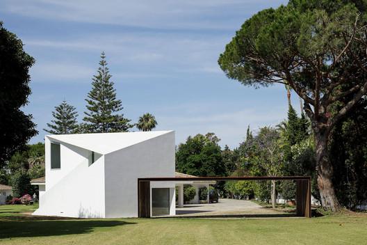 Pabellón de invitados de Villa Magnolia / El Muelle Arquitectos