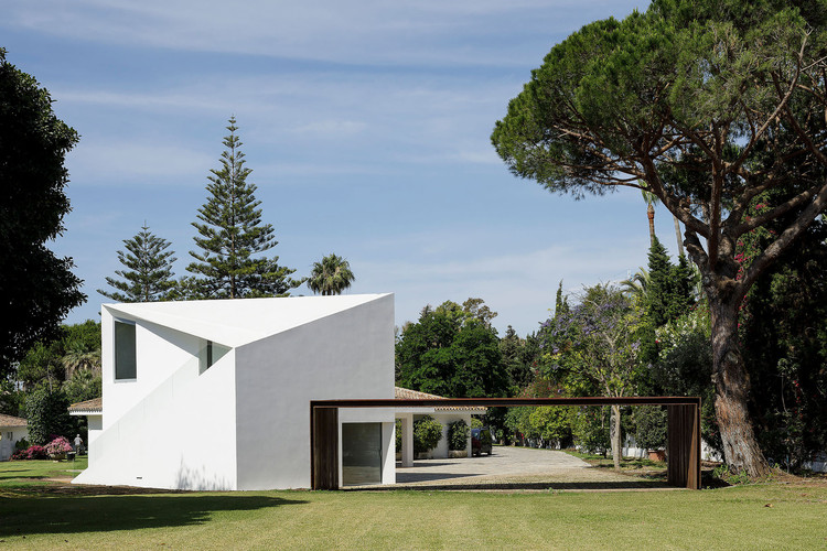 Pabellón de invitados de Villa Magnolia / El Muelle Arquitectos, © Fernando Alda