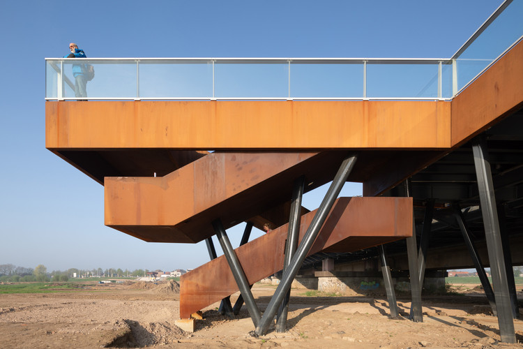 IJssel Bridge / MoederscheimMoonen Architects, © Bart van Hoek