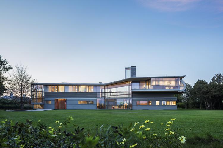 Hamptons Residence / Bohlin Cywinski Jackson, © ©2015 Peter Aaron/Esto