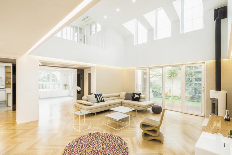 The Modern Square / G/O Architecture, © tqtq studio
