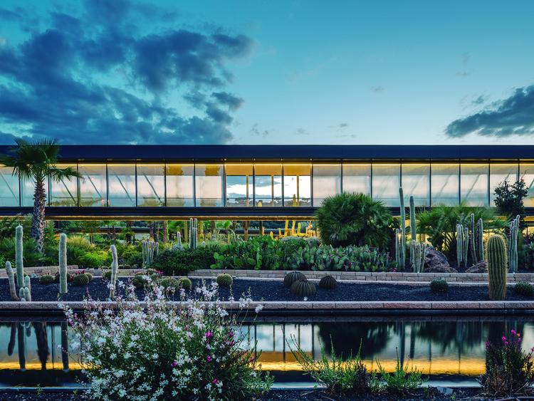 Estas son las obras ganadoras de la XIV Bienal de Arquitectura de España (BEAU), Desert City / Jacobo García Germán. Image © Imagen Subliminal