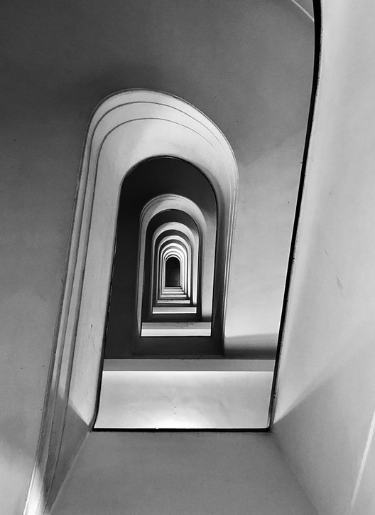 The Best Architectural iPhone Photos of 2018 Revealed by IPPAWARDS, First Prize: Photography by Massimo Graziani, Italy. Image Courtesy of IPPAWARDS