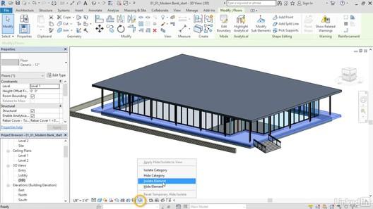 via 3ds Max: Revit Integration / Lynda.com