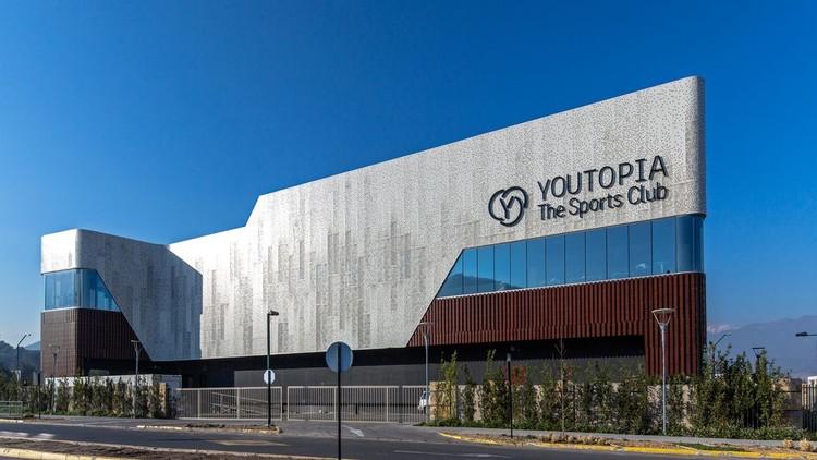 YOUTOPIA the sports club Trapenses / Alonso, Balaguer y Arquitectos Asociados, Cortesía de YOUTOPIA