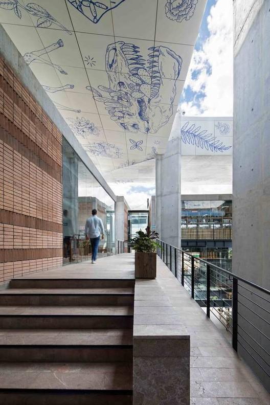 Il Mercato / Landa + Martínez Arquitectos. Image © Documentación Arquitectónica