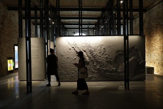 Echoes of a Land / Pabellón de México en la Bienal de Venecia 2018. Image © Santiago Arau