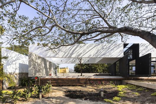 Casa del Árbol / AS Arquitectura. Image © Onnis Luque