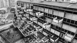 Clásicos de Arquitectura: Edificio Montecarlo II / Schapira Eskenazi Arquitectos