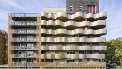 Edifício Residencial na Ilha Saint-Denis / Périphériques Architectes