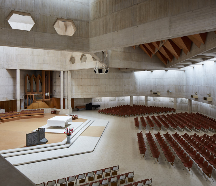 Clifton Cathedral / Purcell, © Phil Boorman