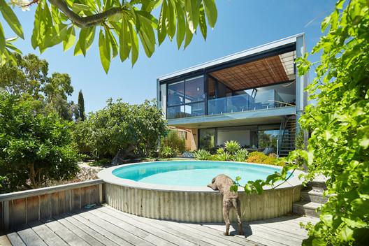 Goldtree House / Hartree + Associates Architects