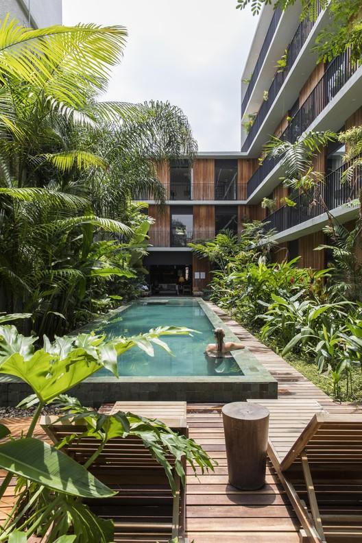Hotel em Manaus / AMZ Arquitetos, © Maira Acayaba