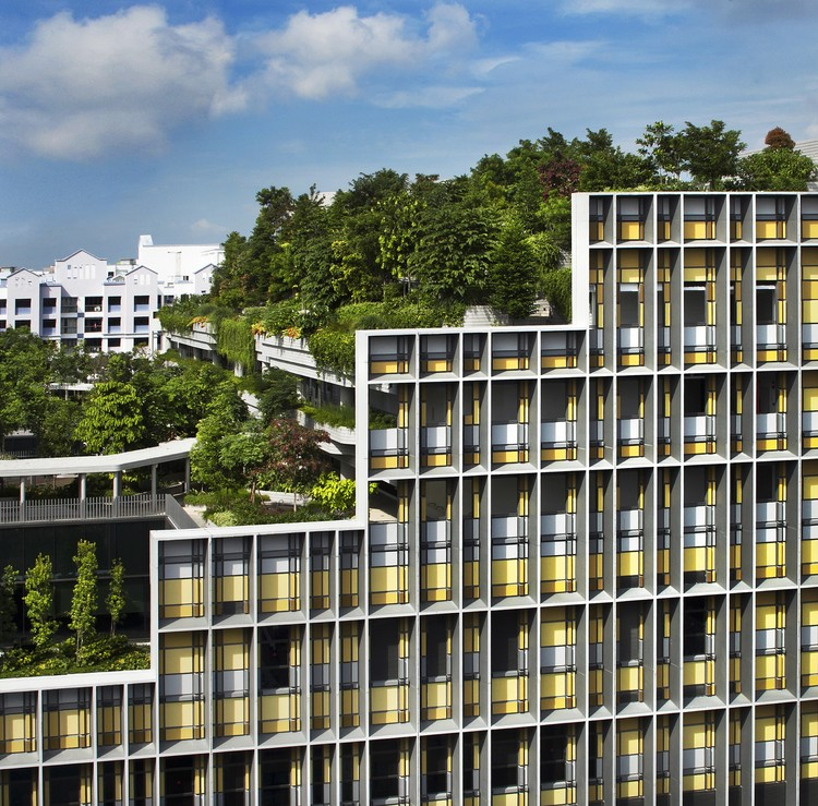 Best International Projects of 2018 Awarded by Australian Institute of Architects, Kampung Admiralty, Singapore / WOHA . Image © Patrick Bingham-Hall via Australian Institute of Architects