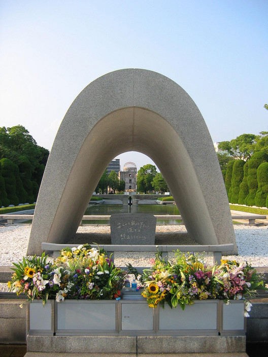 How Will Future Generations Respond to Modern-Day Memorial Architecture?, Hiroshima Peace Center and Memorial Park / Kenzo Tange