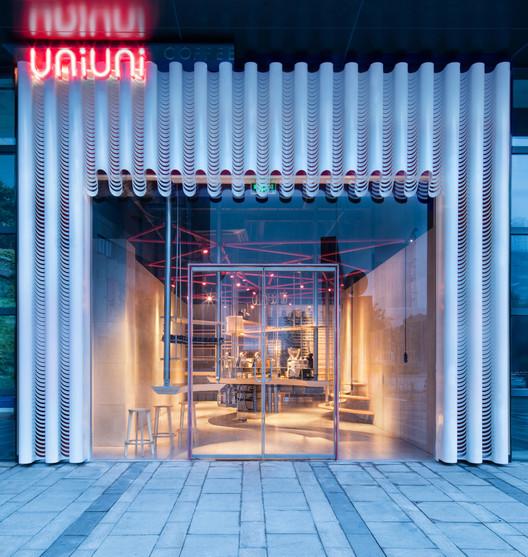 Uniuni / dongqi Architects