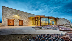Pecos County Safety Rest Area / Richter Architects